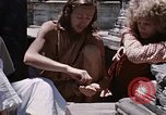 Image of Group of Hippies Kathmandu Nepal, 1969, second 11 stock footage video 65675043058