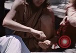 Image of Group of Hippies Kathmandu Nepal, 1969, second 12 stock footage video 65675043058