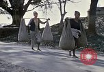 Image of group of local men Kathmandu Nepal, 1969, second 6 stock footage video 65675043061