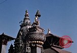 Image of Children in Patan Durbar Square Kathmandu Nepal, 1969, second 10 stock footage video 65675043062