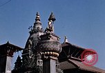 Image of Children in Patan Durbar Square Kathmandu Nepal, 1969, second 11 stock footage video 65675043062