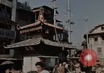 Image of Nepali people Kathmandu Nepal, 1970, second 4 stock footage video 65675043072