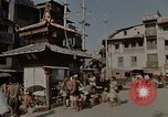 Image of Nepali people Kathmandu Nepal, 1970, second 5 stock footage video 65675043072