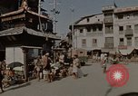 Image of Nepali people Kathmandu Nepal, 1970, second 6 stock footage video 65675043072