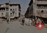 Image of Nepali people Kathmandu Nepal, 1970, second 11 stock footage video 65675043072