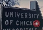 Image of University of Chicago Chicago Illinois USA, 1970, second 6 stock footage video 65675043076