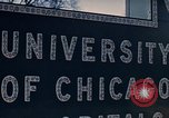 Image of University of Chicago Chicago Illinois USA, 1970, second 10 stock footage video 65675043076