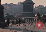 Image of Trafalgar Square London England United Kingdom, 1970, second 12 stock footage video 65675043081