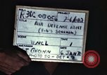 Image of Vietnamese airman Vietnam, 1970, second 4 stock footage video 65675043102