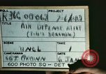 Image of United States airman Vietnam, 1970, second 2 stock footage video 65675043104