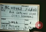 Image of United States airman Vietnam, 1970, second 4 stock footage video 65675043104