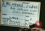 Image of United States airman Vietnam, 1970, second 7 stock footage video 65675043104