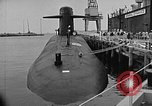 Image of USS Lafayette Groton Connecticut USA, 1963, second 5 stock footage video 65675043109
