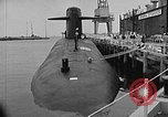 Image of USS Lafayette Groton Connecticut USA, 1963, second 6 stock footage video 65675043109