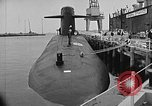 Image of USS Lafayette Groton Connecticut USA, 1963, second 7 stock footage video 65675043109