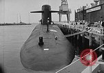 Image of USS Lafayette Groton Connecticut USA, 1963, second 8 stock footage video 65675043109