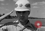 Image of Fred Korth Quantico Virginia USA, 1963, second 10 stock footage video 65675043110