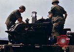 Image of 1st Air Cavalry Division South Vietnam Camp Evans, 1968, second 6 stock footage video 65675043122