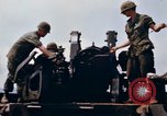 Image of 1st Air Cavalry Division South Vietnam Camp Evans, 1968, second 9 stock footage video 65675043122