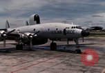 Image of EC-121 Aircraft Thailand Ubon Air Base, 1967, second 9 stock footage video 65675043148
