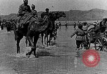 Image of General Allenby Palestine, 1917, second 9 stock footage video 65675043155