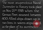 Image of Surrender of German fleet Europe, 1918, second 2 stock footage video 65675043160