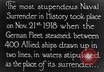 Image of Surrender of German fleet Europe, 1918, second 7 stock footage video 65675043160