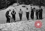 Image of Ski Patrol School Berchtesgaden Germany, 1957, second 9 stock footage video 65675043161