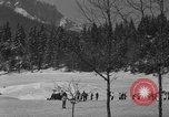 Image of Boys and girls at U.S. Ski Patrol School Berchtesgaden Germany, 1957, second 12 stock footage video 65675043165