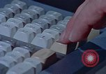 Image of Scientists at work aboard the Glomar Challenger, at sea Pacific Ocean, 1974, second 12 stock footage video 65675043175
