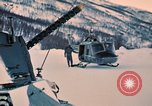 Image of Italian Major General Alberto Li Gobbi Norway, 1970, second 4 stock footage video 65675043179