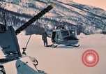Image of Italian Major General Alberto Li Gobbi Norway, 1970, second 5 stock footage video 65675043179