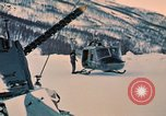 Image of Italian Major General Alberto Li Gobbi Norway, 1970, second 6 stock footage video 65675043179