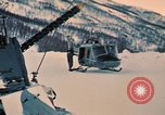 Image of Italian Major General Alberto Li Gobbi Norway, 1970, second 8 stock footage video 65675043179