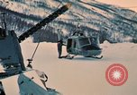 Image of Italian Major General Alberto Li Gobbi Norway, 1970, second 9 stock footage video 65675043179