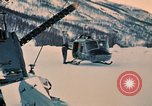 Image of Italian Major General Alberto Li Gobbi Norway, 1970, second 10 stock footage video 65675043179