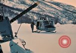 Image of Italian Major General Alberto Li Gobbi Norway, 1970, second 12 stock footage video 65675043179