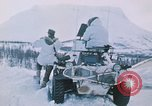 "Image of Italian soldiers in NATO exercise ""Arctic Express"" Norway, 1970, second 9 stock footage video 65675043182"