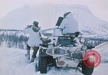 "Image of Italian soldiers in NATO exercise ""Arctic Express"" Norway, 1970, second 10 stock footage video 65675043182"