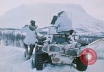 "Image of Italian soldiers in NATO exercise ""Arctic Express"" Norway, 1970, second 12 stock footage video 65675043182"