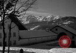 Image of Ski Patrol School Berchtesgaden Germany, 1957, second 7 stock footage video 65675043197