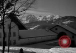Image of Ski Patrol School Berchtesgaden Germany, 1957, second 9 stock footage video 65675043197