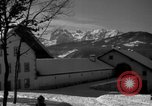 Image of Ski Patrol School Berchtesgaden Germany, 1957, second 12 stock footage video 65675043197