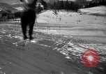 Image of Ski Patrol School Berchtesgaden Germany, 1957, second 6 stock footage video 65675043198