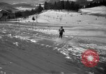 Image of Ski Patrol School Berchtesgaden Germany, 1957, second 7 stock footage video 65675043198
