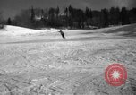 Image of Ski Patrol School Berchtesgaden Germany, 1957, second 8 stock footage video 65675043198