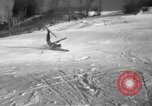 Image of Ski Patrol School Berchtesgaden Germany, 1957, second 12 stock footage video 65675043198