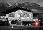 Image of Houses Garmisch-Partenkirchen Germany, 1965, second 1 stock footage video 65675043202