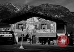 Image of Houses Garmisch-Partenkirchen Germany, 1965, second 2 stock footage video 65675043202