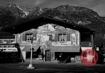 Image of Houses Garmisch-Partenkirchen Germany, 1965, second 3 stock footage video 65675043202
